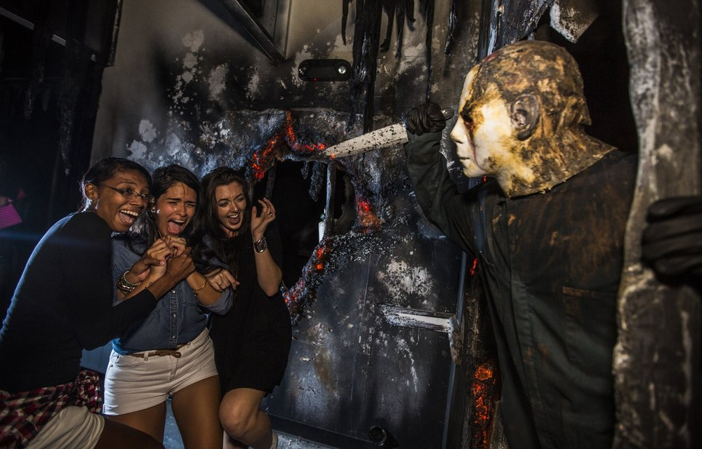 Hell Comes to Haddonfield. Image credit: Universal Orlando Resort