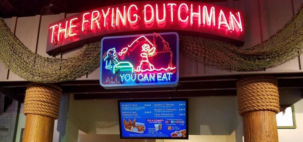 The Frying Dutchman in Springfield.