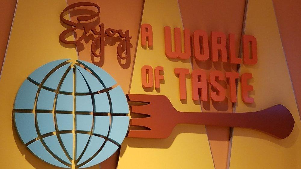A World of Taste at Bayliner Diner.