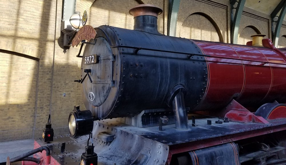 The Hogwarts Express does not have minimum height requirements.
