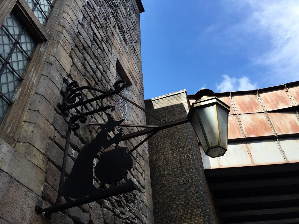 Leaky Cauldron - Restaurant