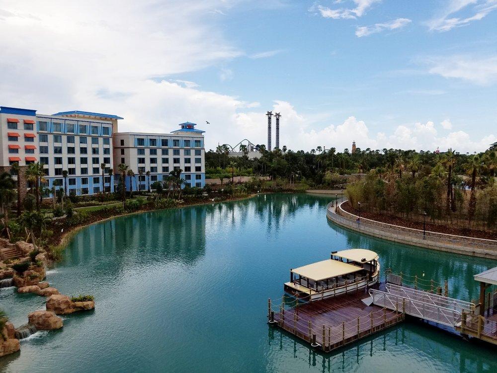 Loews Sapphire Falls Resort - Preferred On-Site Resort Hotel