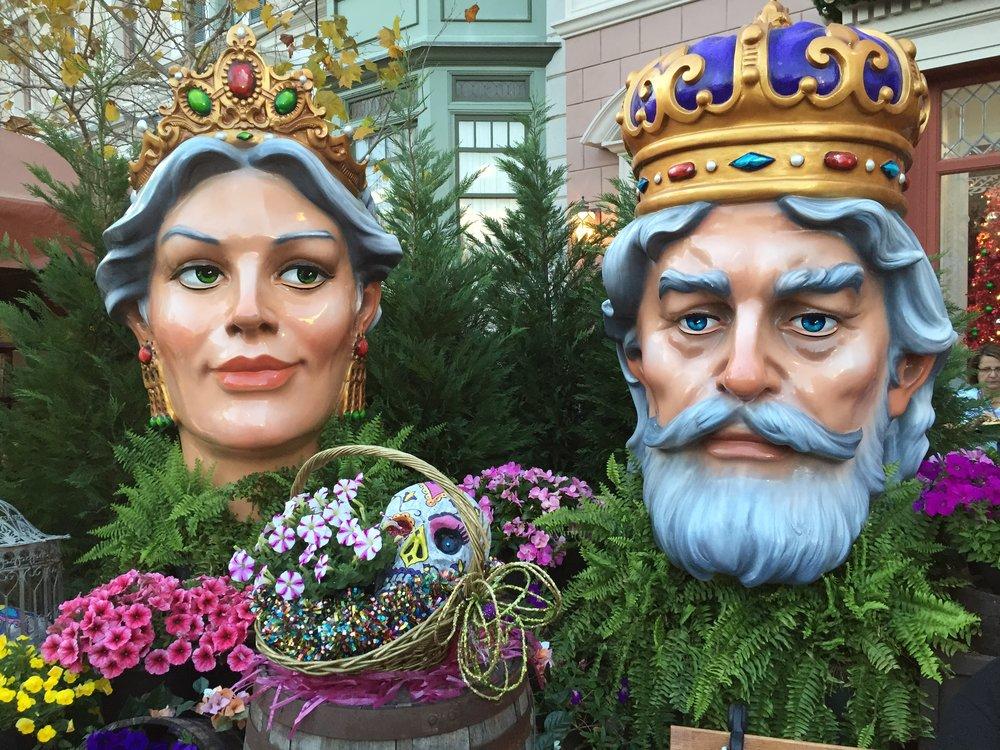 Universal Mardi Gras Guide -