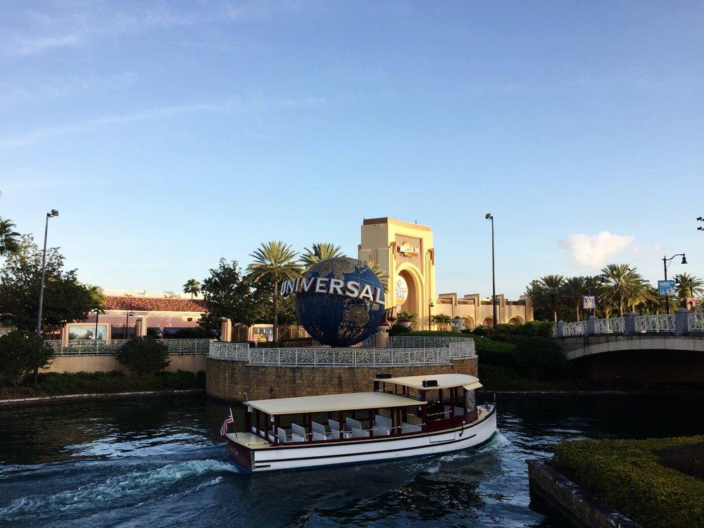 Universal Studios Guide -
