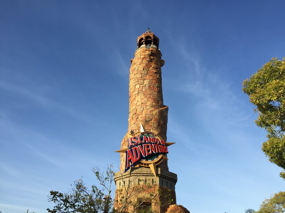 Islands of Adventure Guide -