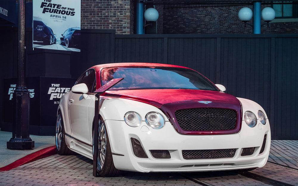 Roman's Bentley GT