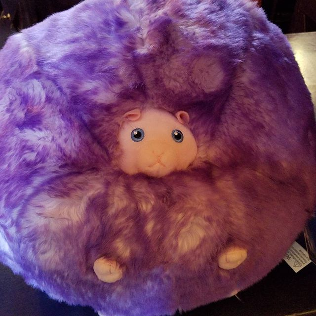 Giant Pygmy Puff from Weasley's Wizard Wheezes in Diagon Alley - $34.95.  #HarryPotter #Pets #DiagonAlley #WizardingWorld #UniversalOrlando #UniversalMoments