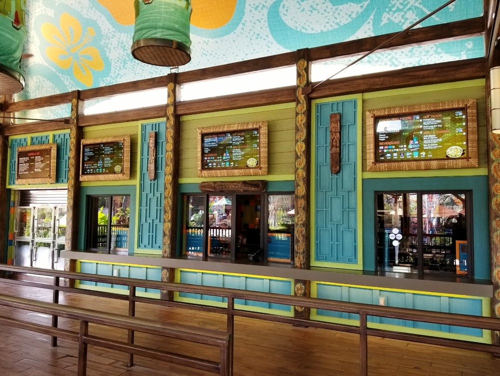 Interior of Whakawaiwai Eats