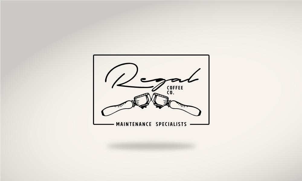 Coffee Business Logo Identity