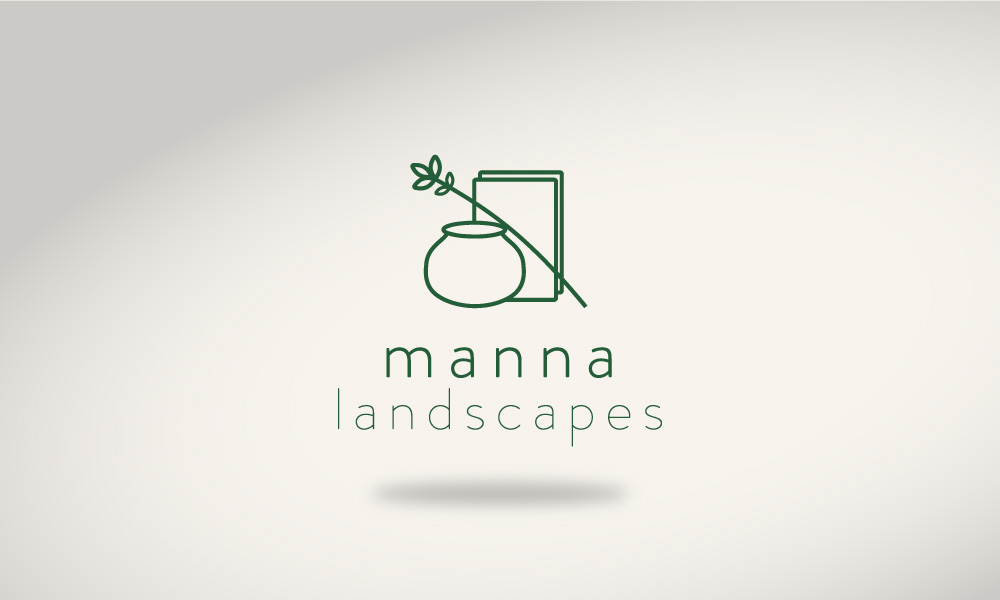 Landscaping Logo Identity