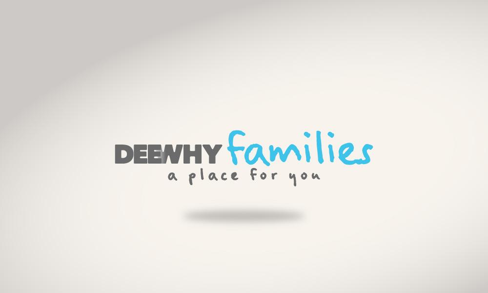 Family Organization Logo Identity