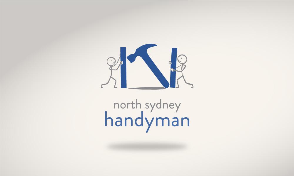 Handyman Logo Identity