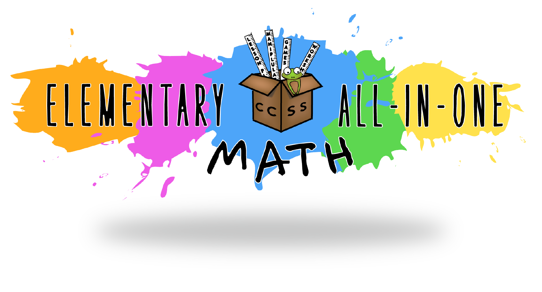 Brand identity and logo design for elementary math