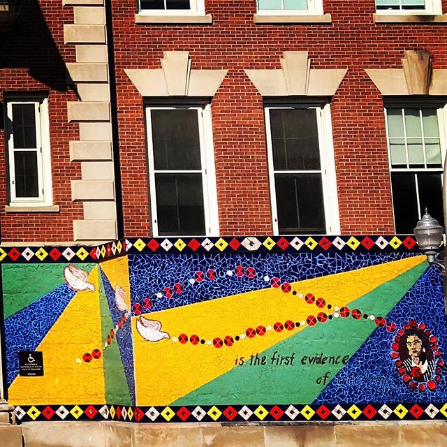 Cardenas Elementary School installation!