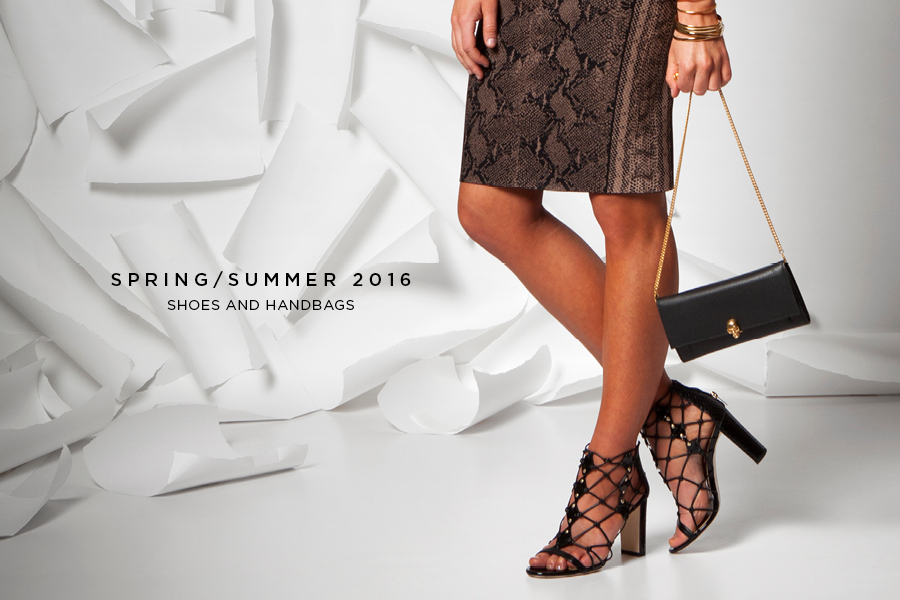 Spring 2016 Shoes and Handbags Lookbook
