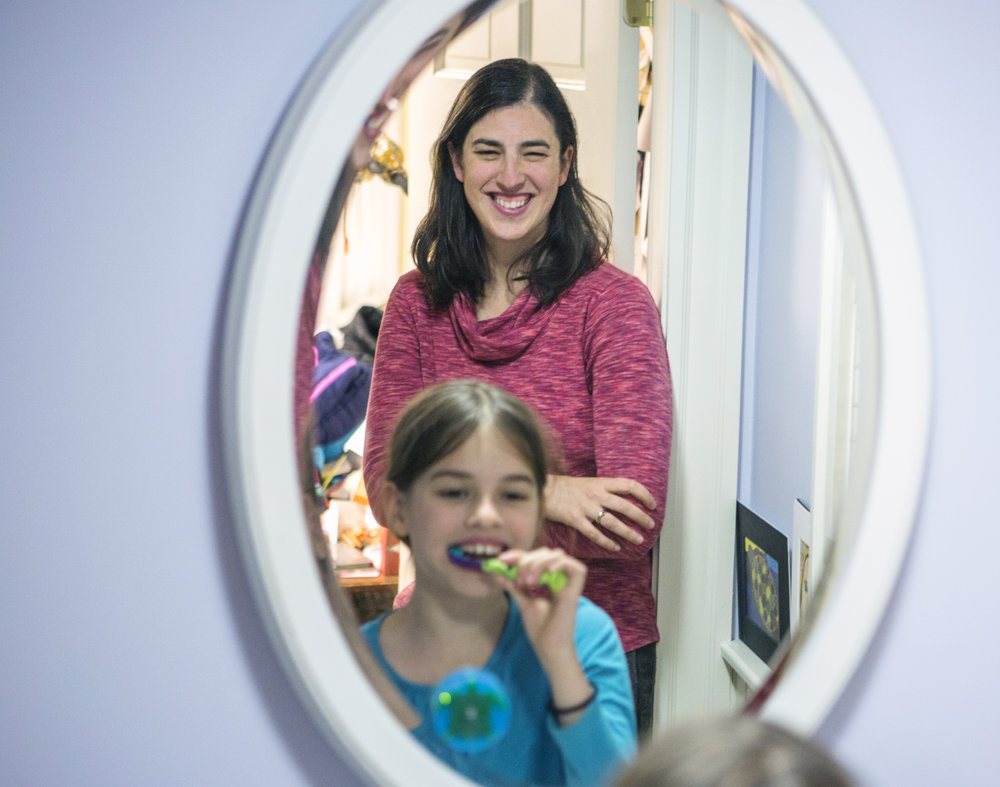 Two Minute Turtle Timer helps kids' morning routine