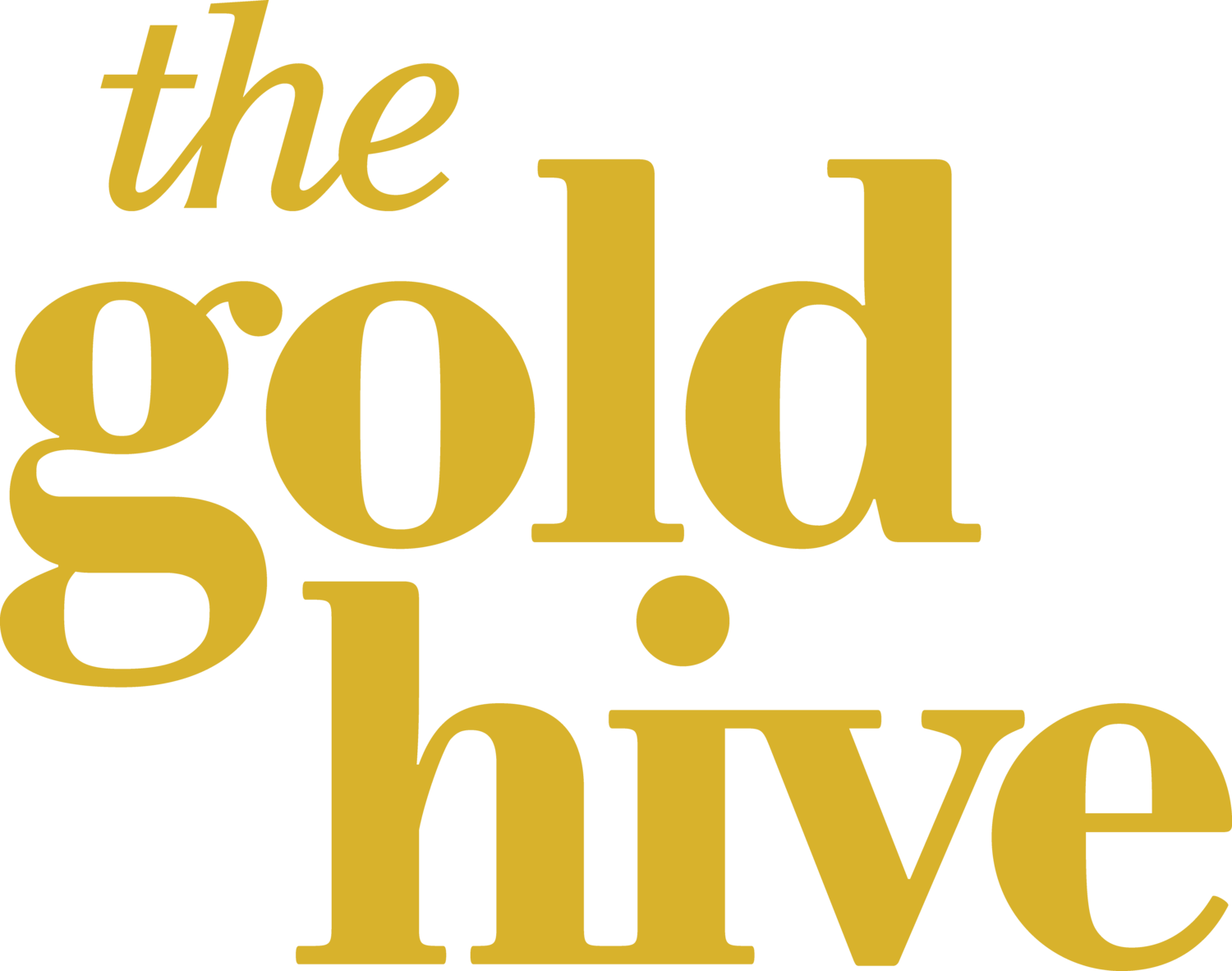 the gold hive