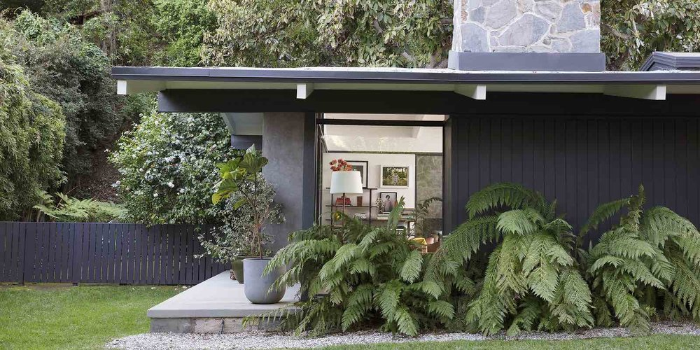 Architectural Digest Laura Dern