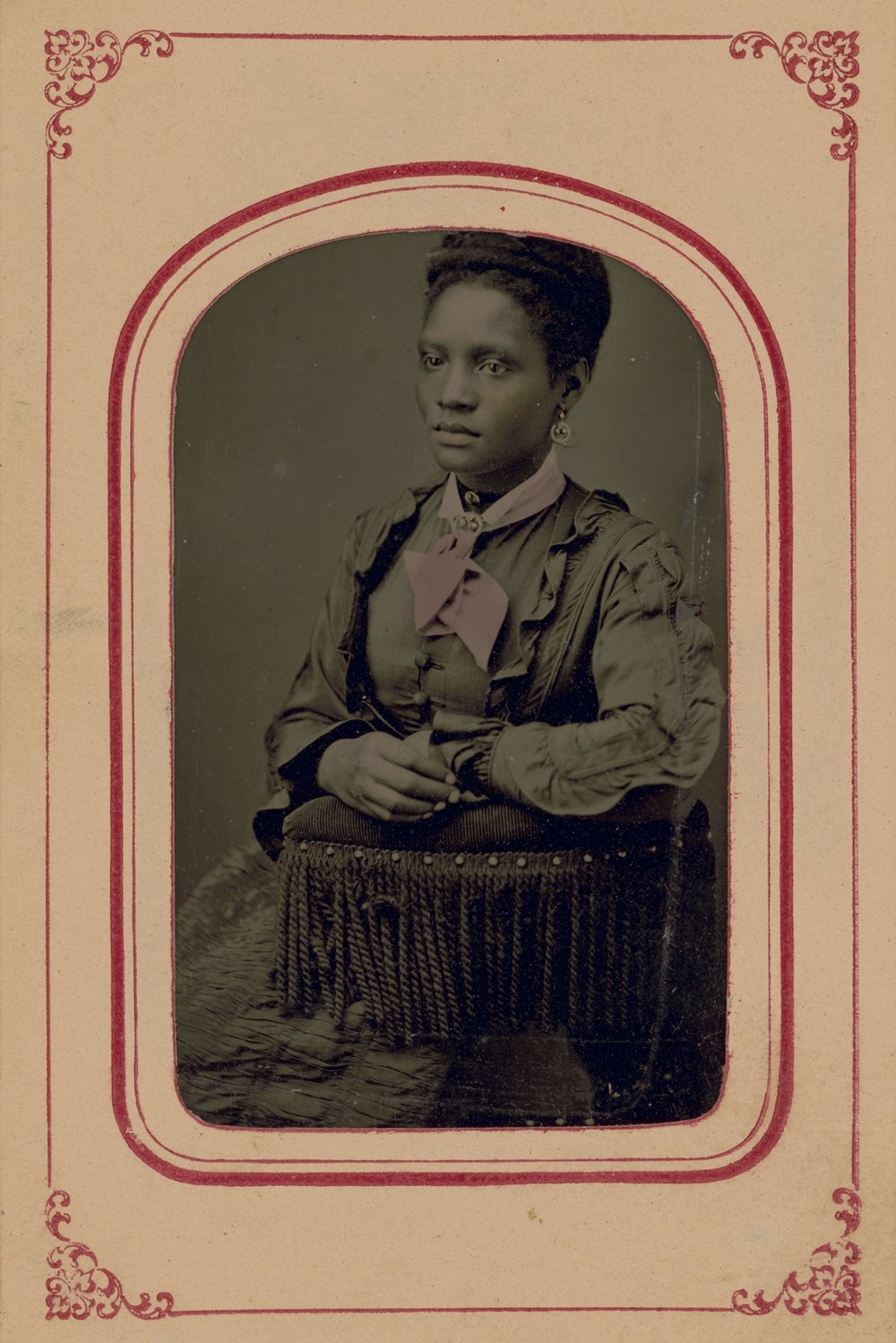 Portraits of Nineteenth Century African American Women Activists Newly Available Online