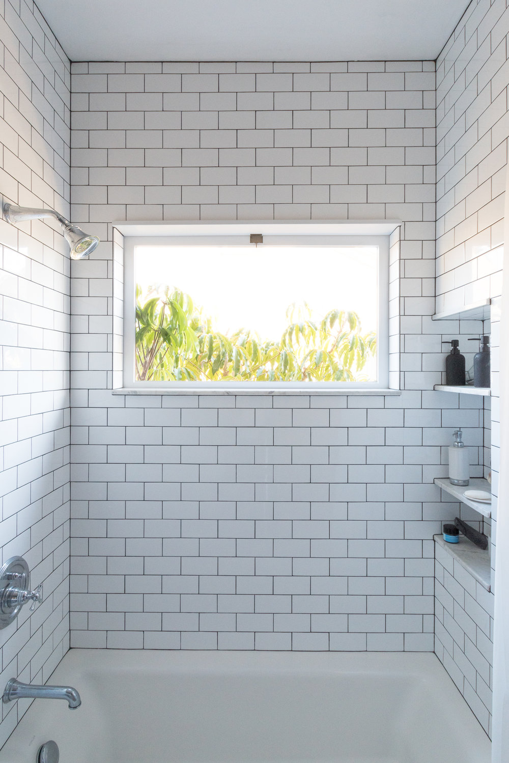 Putting a Custom Wood Window in the Bathroom — The Gold Hive