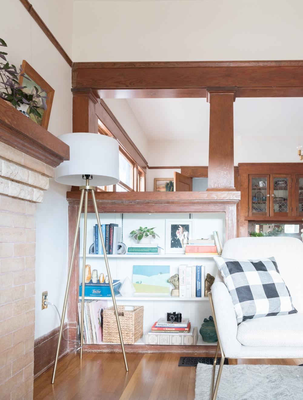 The Gold Hive Bookshelf