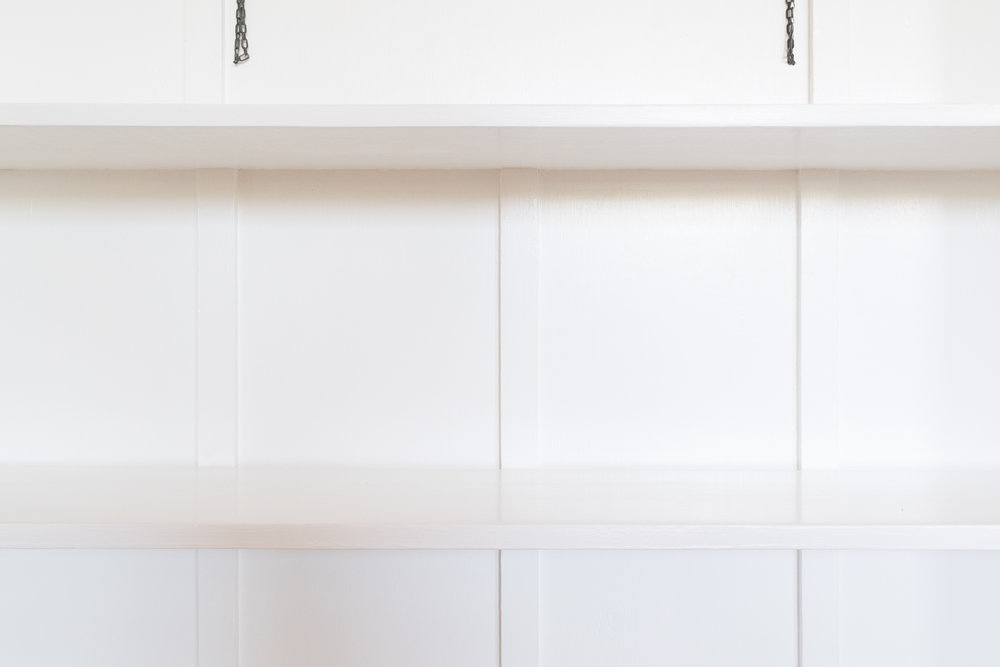 The Gold Hive Refinish a Bookcase