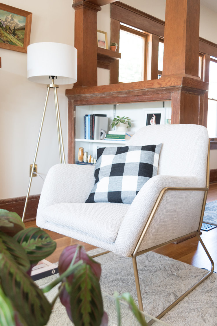 Finally Deciding on Living Room Chairs — The Gold Hive
