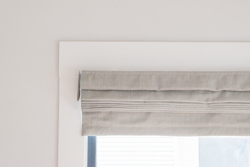 Select Blinds Roman shades