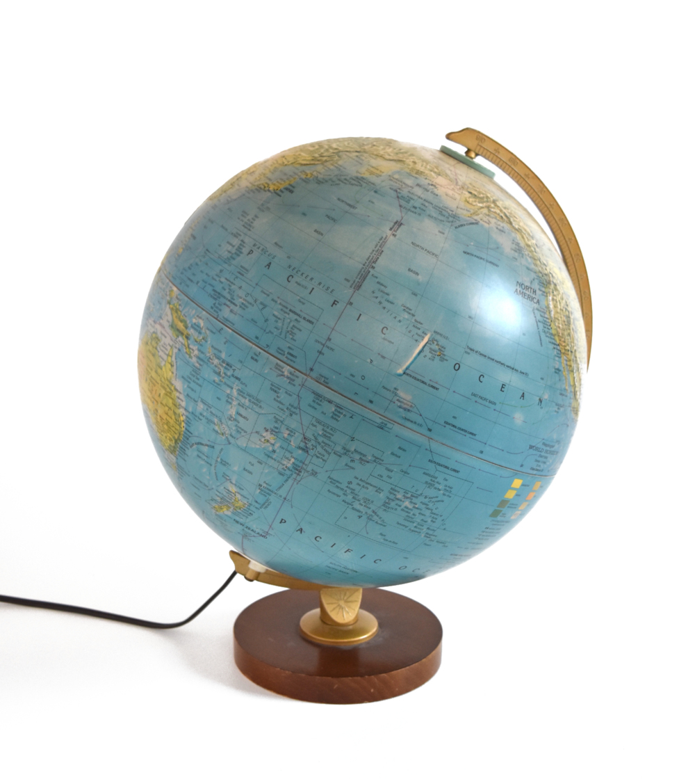 Copy of Illuminated globe
