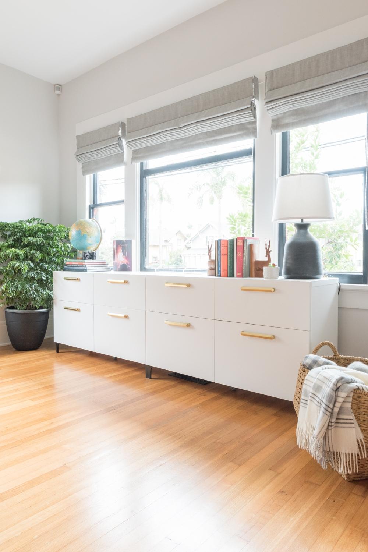 Modern Office Storage Reveal