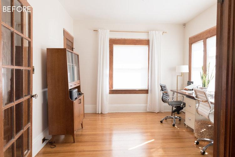 Ikea File Credenza : One room challenge week 6 ikea hack for custom office storage