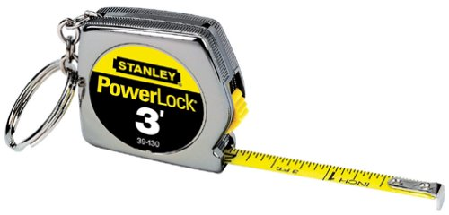 Keychain Measuring Tape