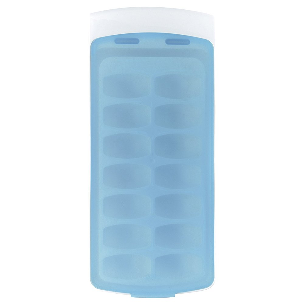 No Spill Ice Cube Tray