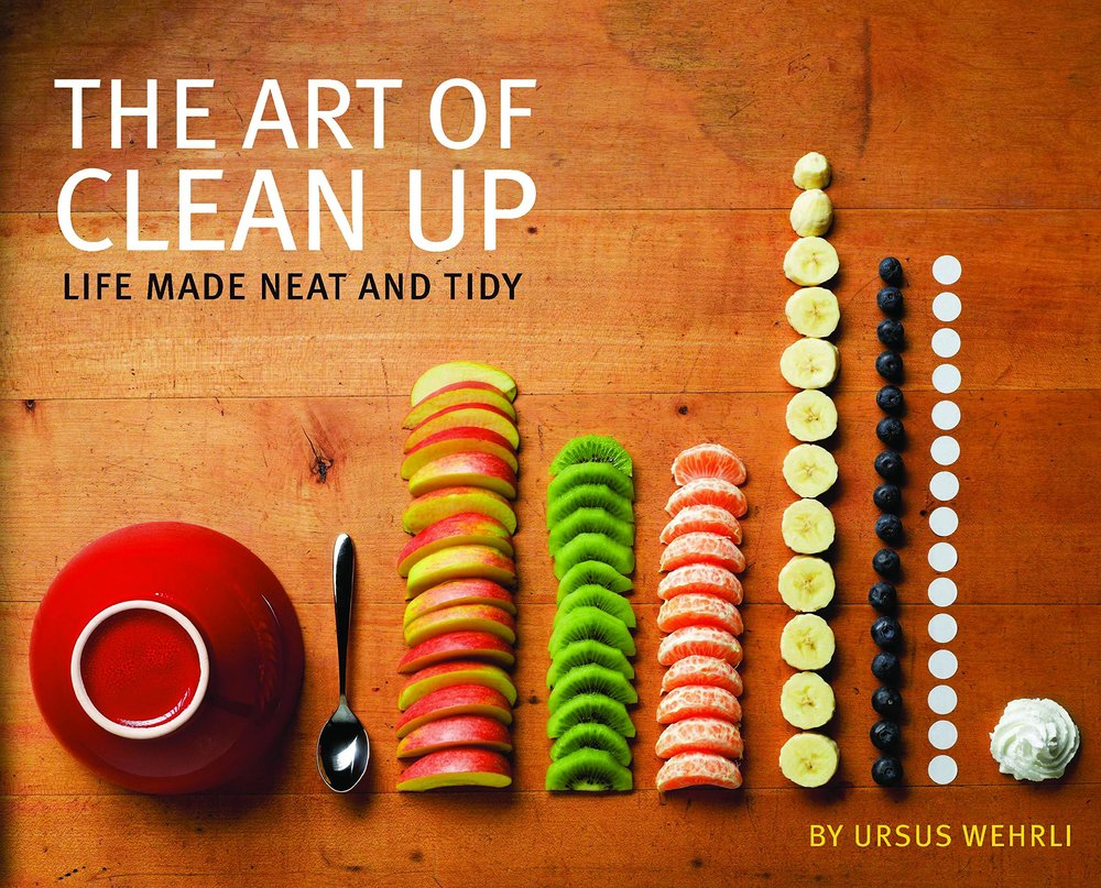 Copy of The Art of Clean Up