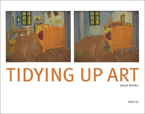 Copy of Tidying Up Art