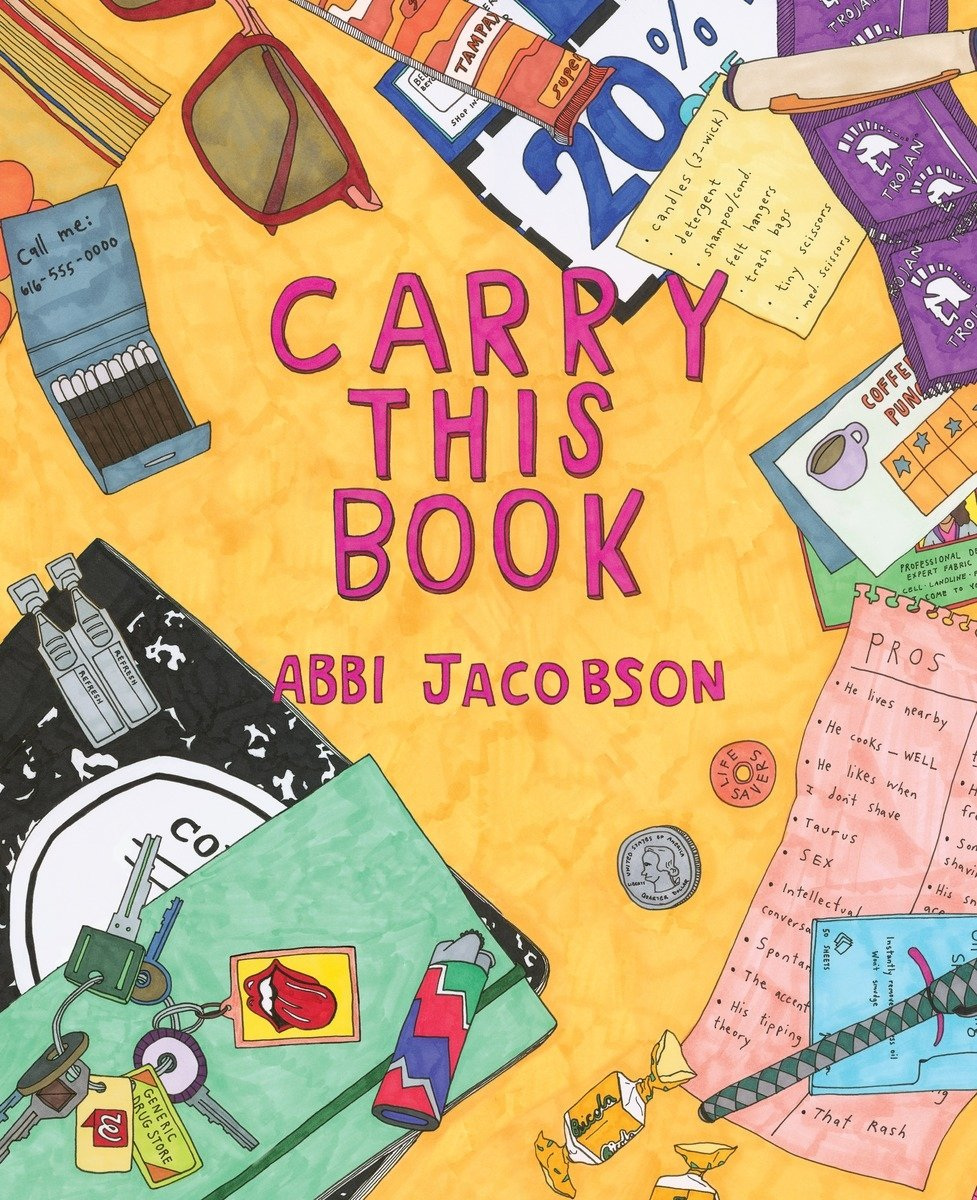 Copy of Carry This Book
