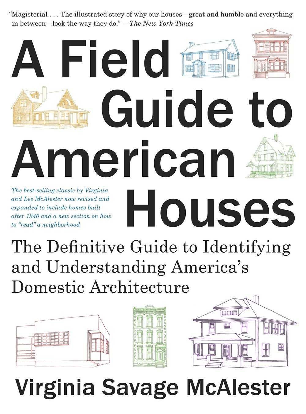 Copy of A Field Guide to American Houses