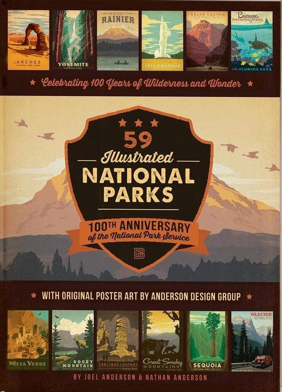 Copy of Illustrated National Parks