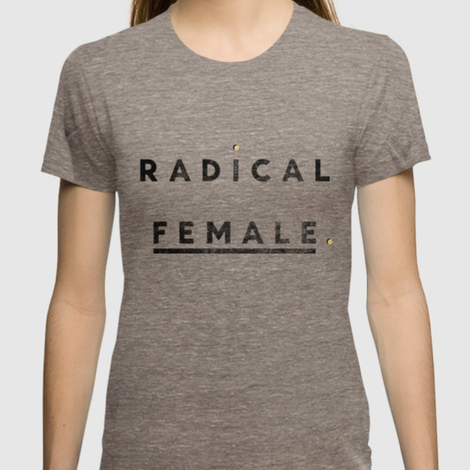 Door Sixteen Radical Female Tee