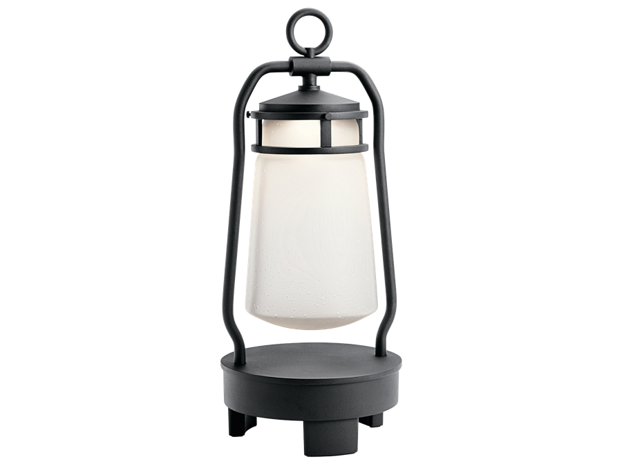 Copy of Kichler portable lantern with speaker
