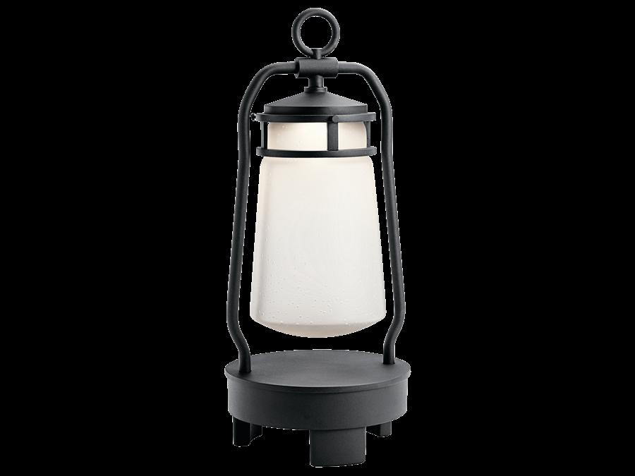 Kichler portable lantern with speaker