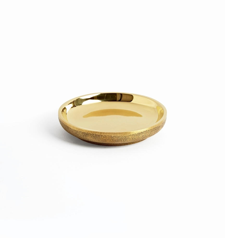 Rejuvenation Brass Tray