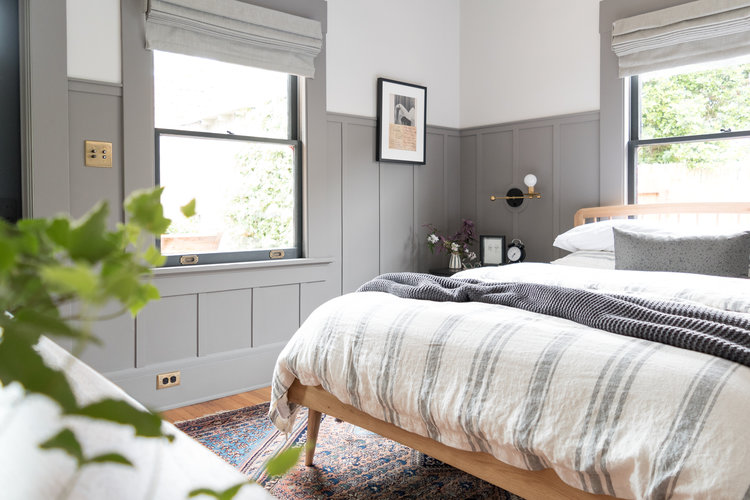 Master Bedroom — The Gold Hive
