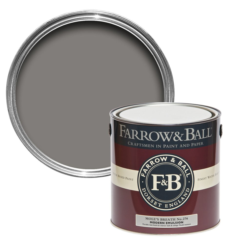 Copy of Copy of Copy of Copy of Farrow & Ball Mole's Breath