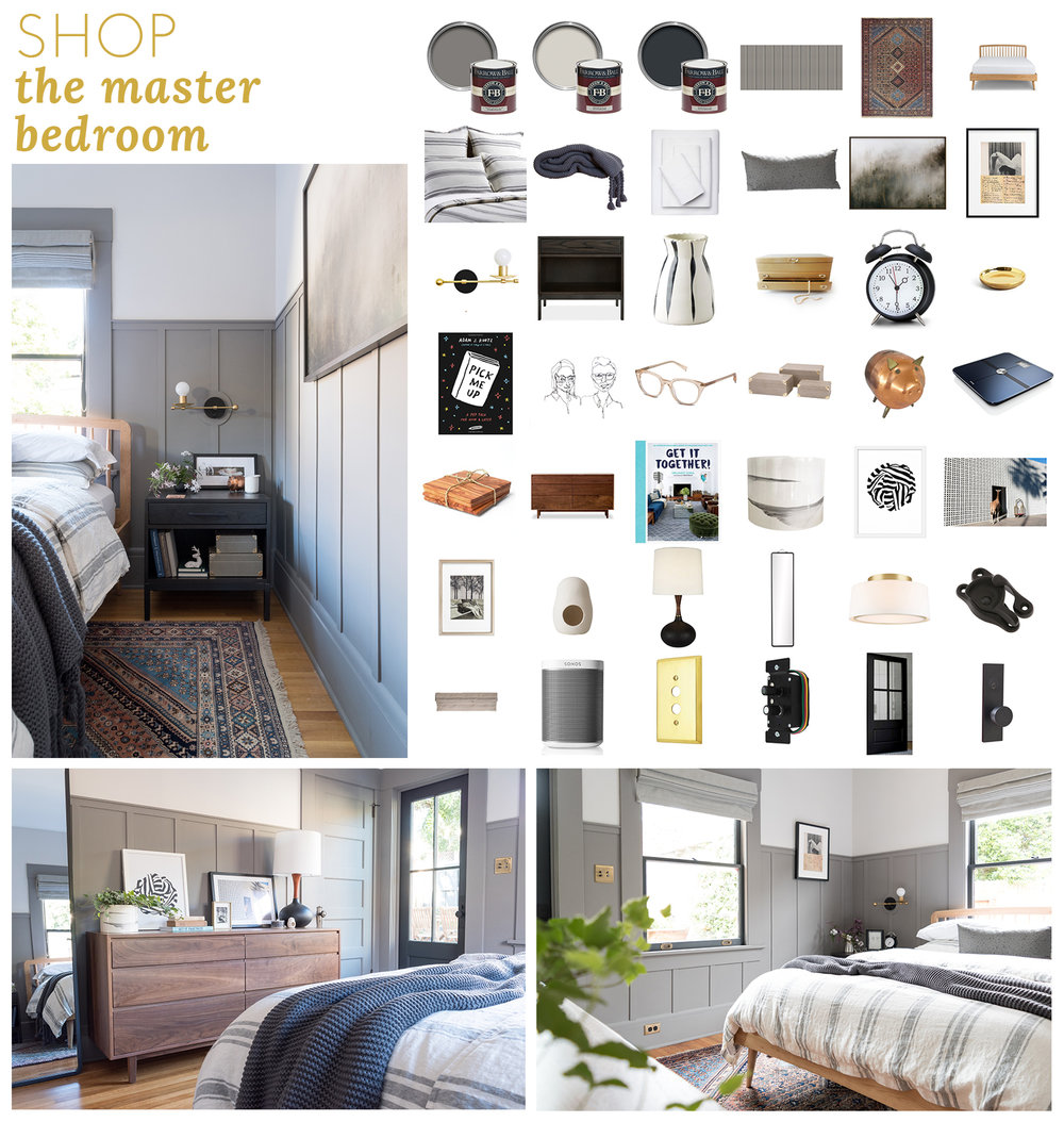 Shop the Master Bedroom The Gold Hive.jpg