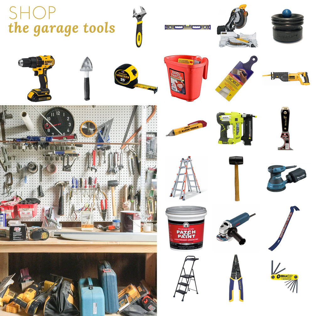 Shop the garage tools The Gold Hive.jpg