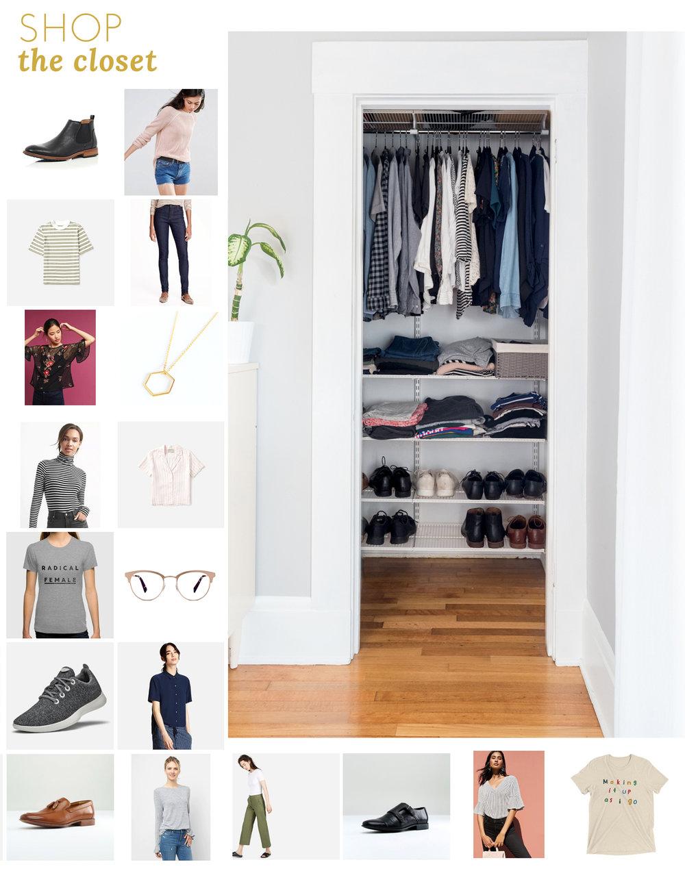 Shop the closet The Gold Hive.jpg