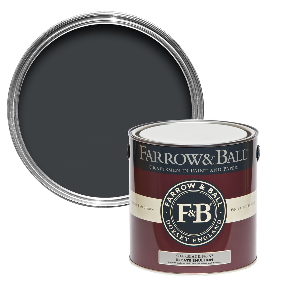 Farrow & Ball Off Black