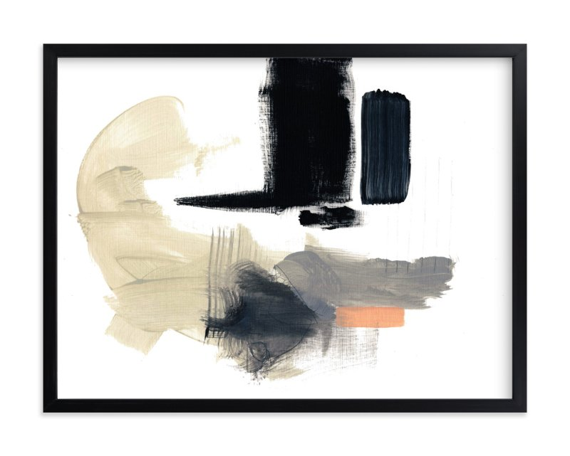 """""""UNTITLED 2"""" - PAINTING LIMITED EDITION ART PRINT BY JAIME DERRINGER"""