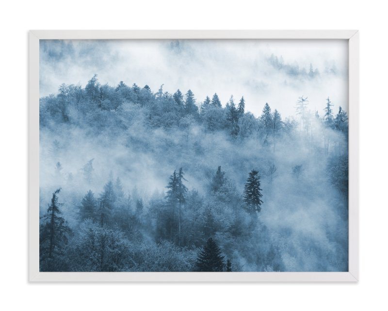 """""""MISTY FOREST"""" - PHOTOGRAPHY LIMITED EDITION ART PRINT BY LULU AND ISABELLE"""